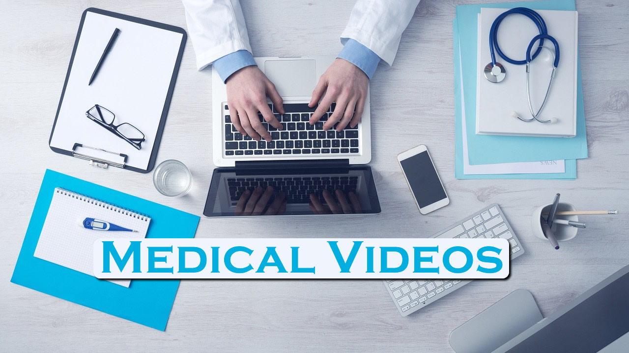 medical videos, video production